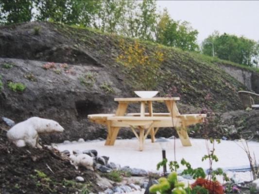 Stenen Voor Muur In Tuin : Stenen Muur Voortuin: A van spelde ...